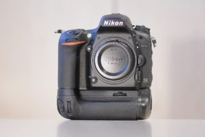 Nikon D750 s gripem