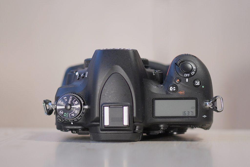 Nikon D750 grip