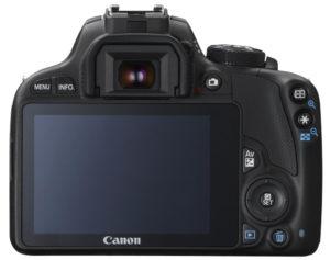 Canon EOS 100D displej