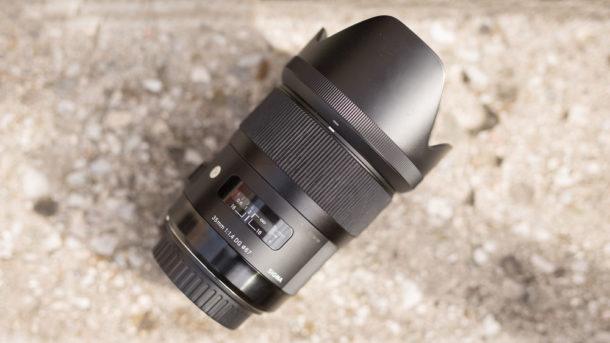 recenze Sigma 35mm f/1.4 DG HSM ART