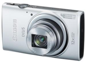 IXUS 265 HS je maličký, ale velmi šikovný kompakt, kterému nechybí WiFi připojení