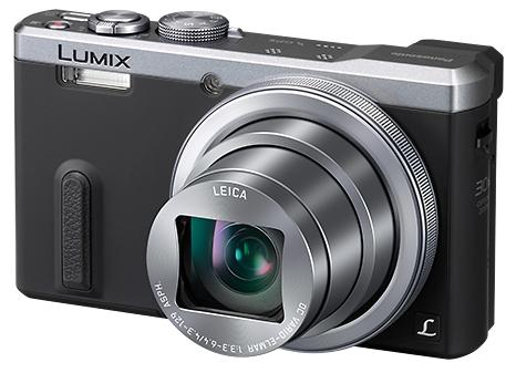 LUMIX TZ60 je oblíbený cestovatelský ultrazoom