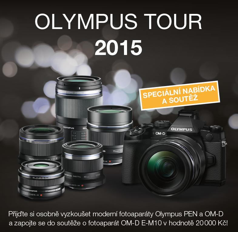 oLYMPUS TOUR 2015