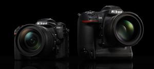 Nikon D5, Nikon D500