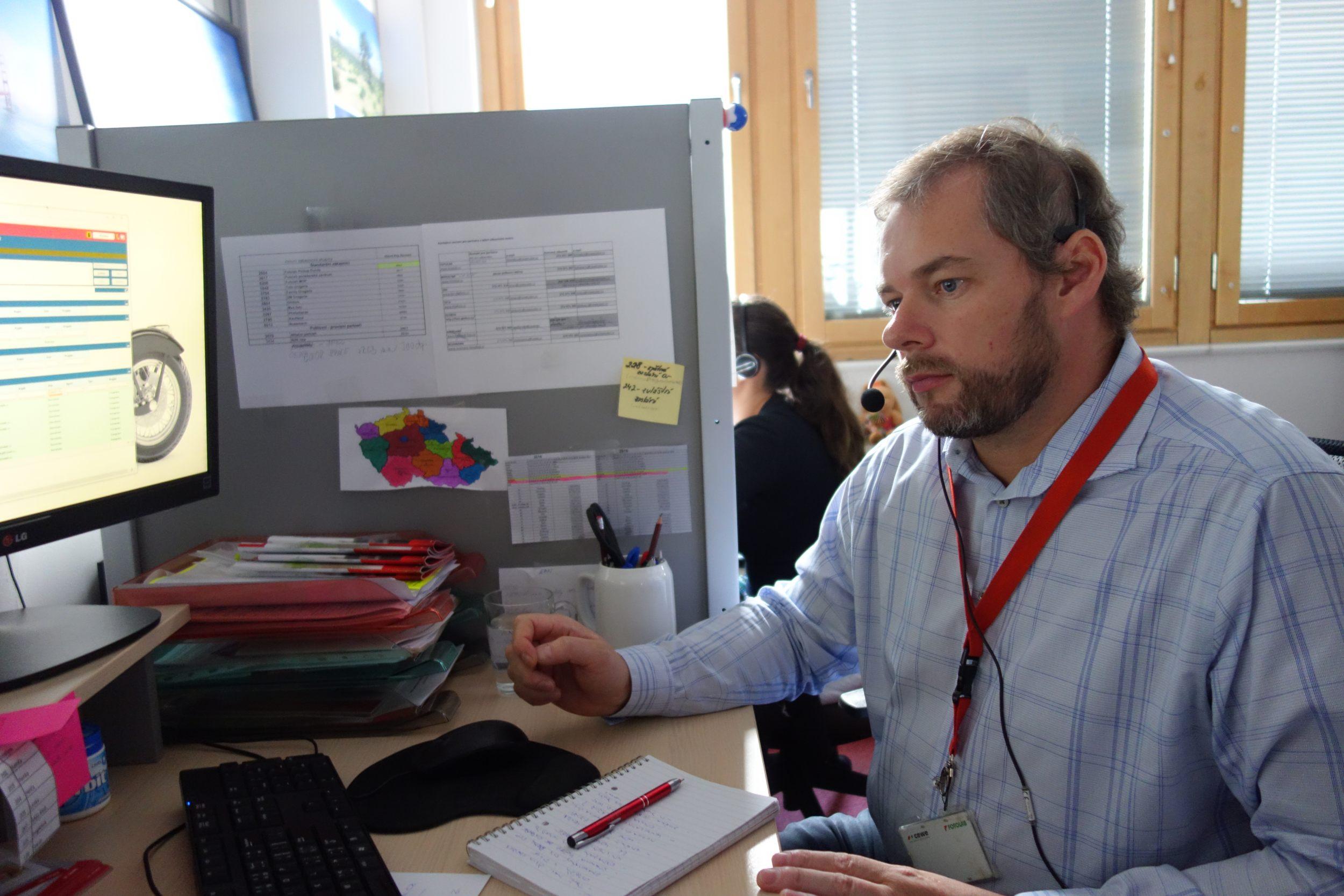 Ing. Ladislav Koštíř – člen představenstva CEWE – FOTOLAB