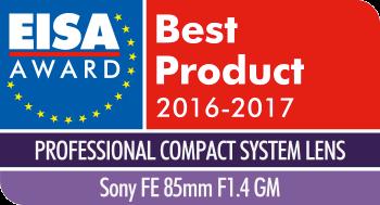 Sony FE 85mm 1,4