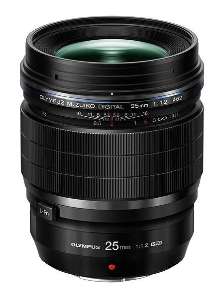 olympus 25mm f/1,2