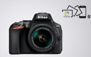 Novinka Nikon D5600
