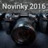 Novinky 2016 fotografie