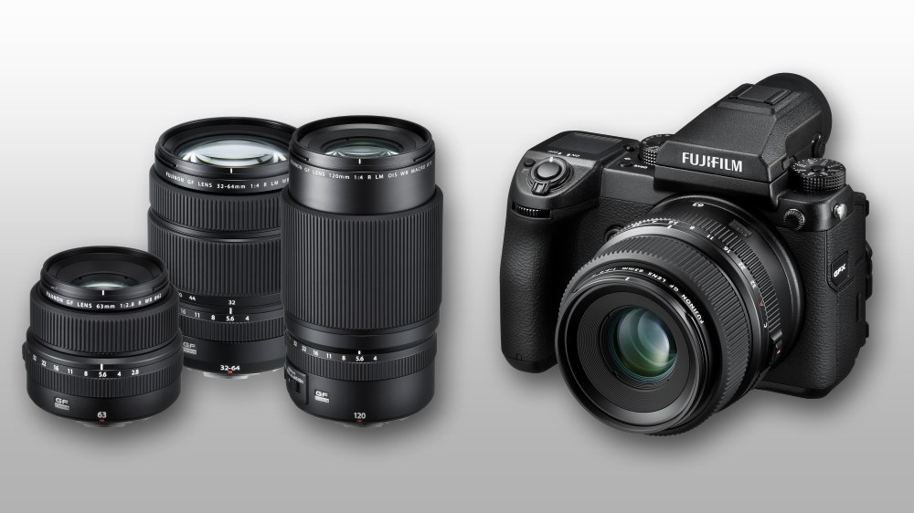 Novinka Fujifilm GFX 50s