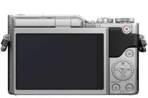 Lumix GX800 displej