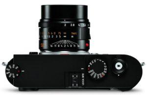 Leica M10_horní pohled