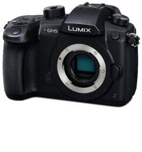 Novinka Lumix GH5