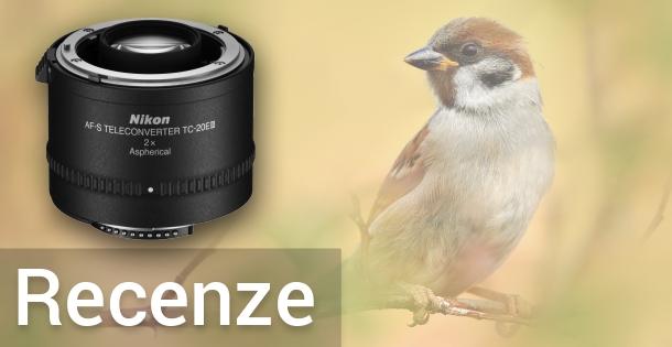 Nikon TC-20E III FOTOLAB recenze