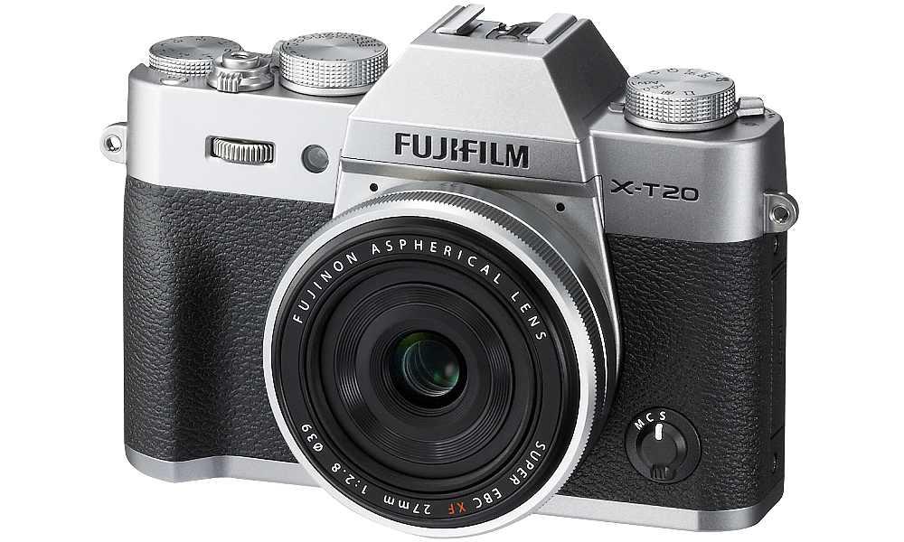 Novinka Fujifilm X-T20