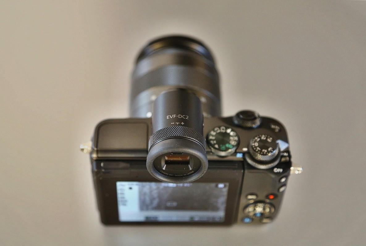 Novinky Canon EOS m6