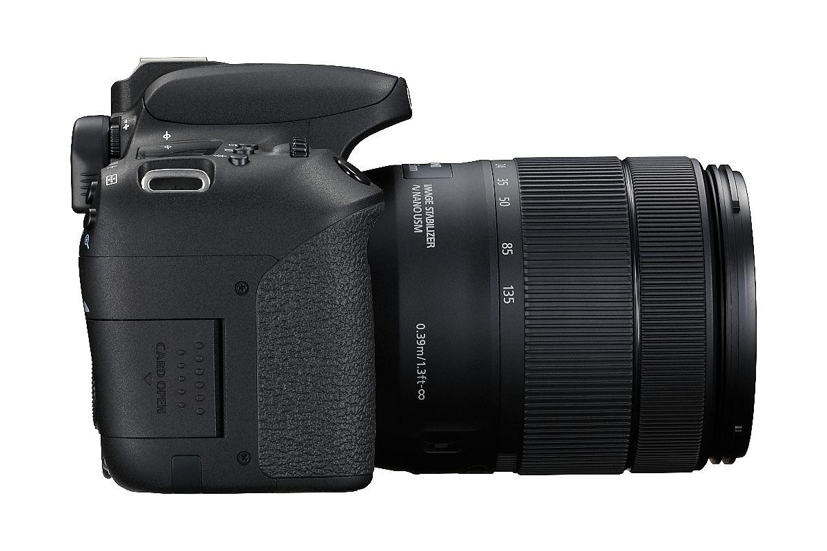 Novinky Canon EOS 77D