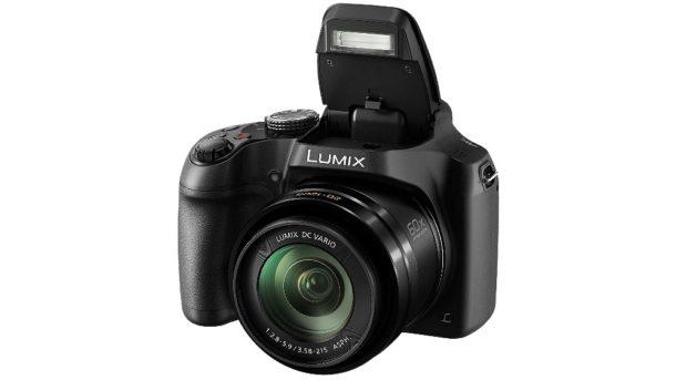 Novinka Panasonic Lumix FZ82