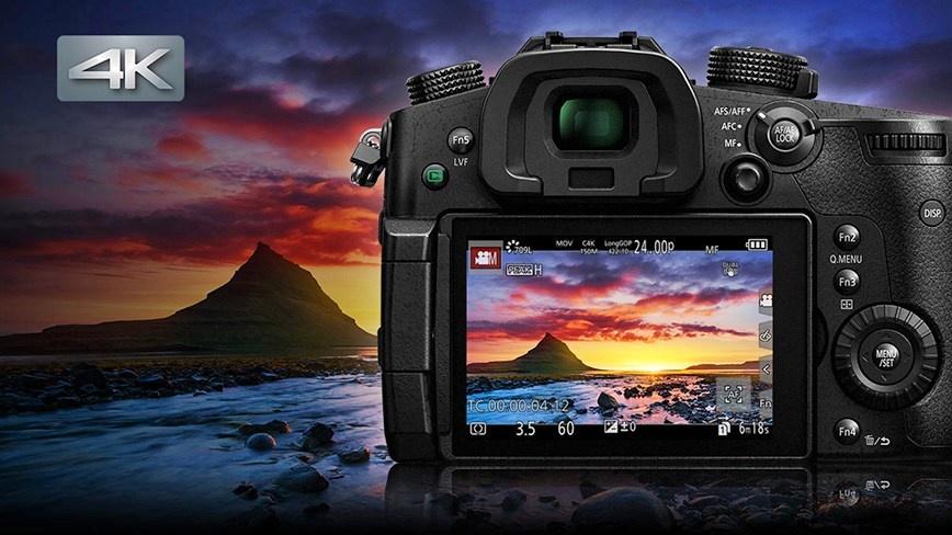 Nový Panasonic Lumix GH5