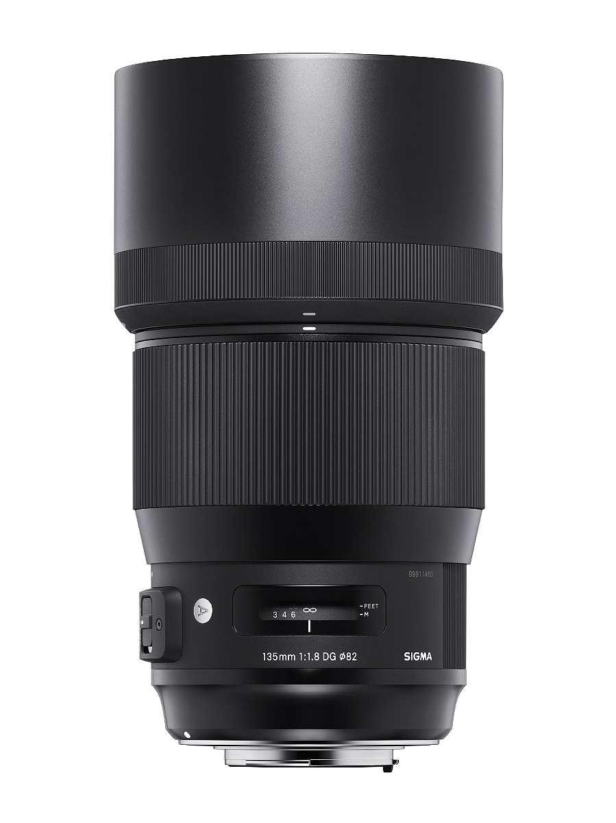 Sigma ART 135mm 1.8