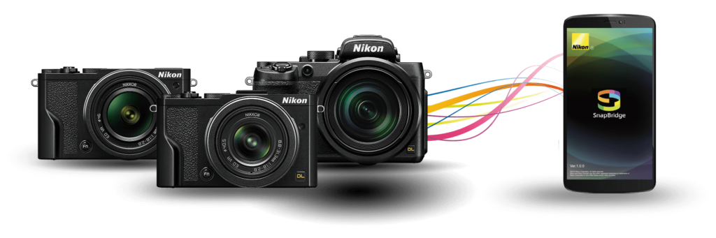 Série Nikon DL zrušena