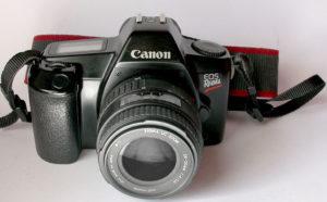 Canon EOS výročí 30 let