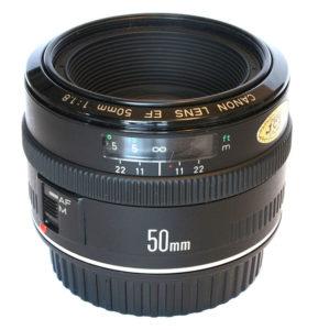Canon EF 50mm první generace