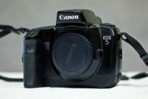 Canon EOS výročí