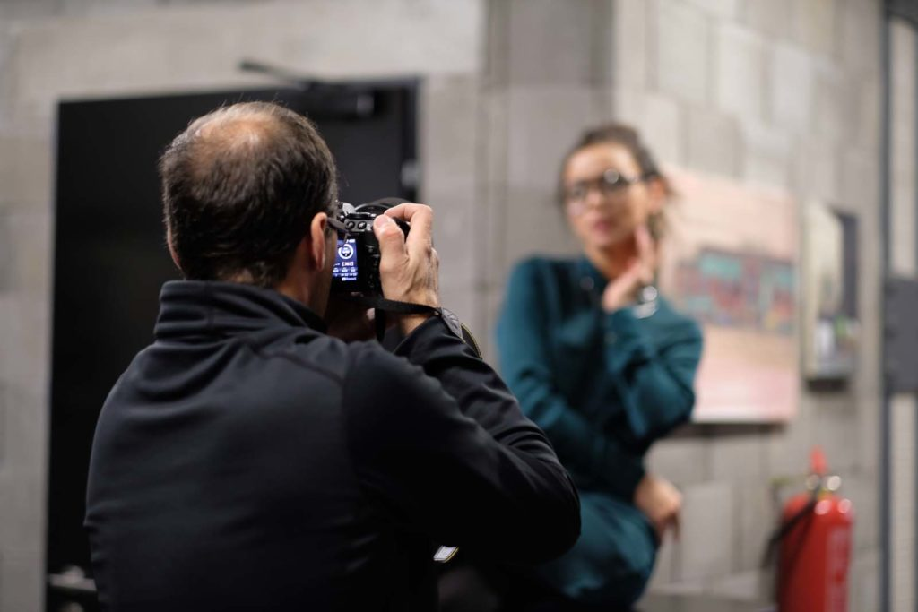FOTOLAB fotokurzy kreativní portrét
