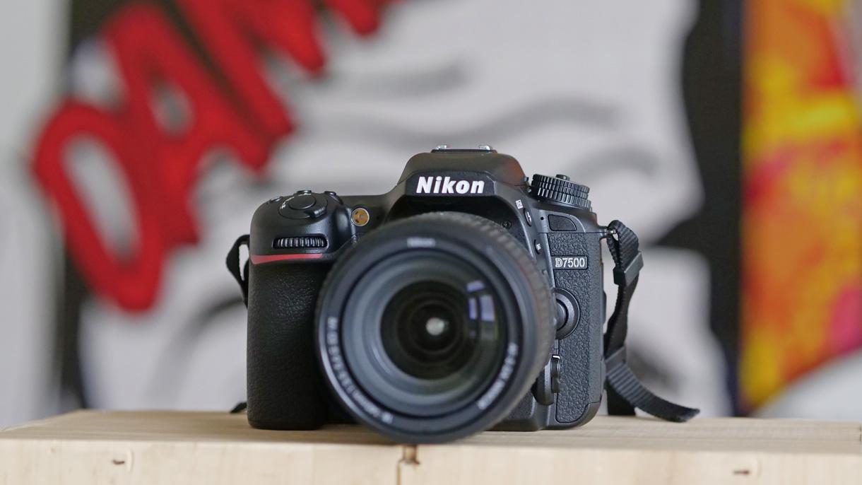 D7500 4k video