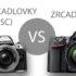 CSC vs zrcadlovka rozdíly