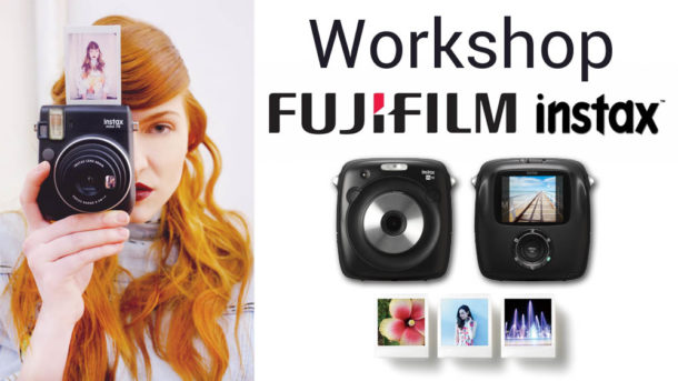 Fujifilm Laura Kovanská workshop