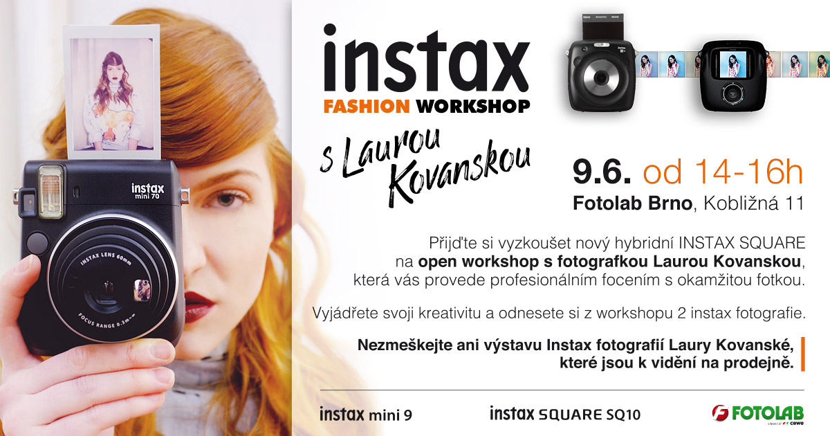 Instax workshop