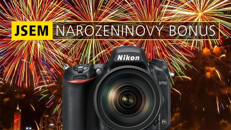 Nikon D750 nejlevněji