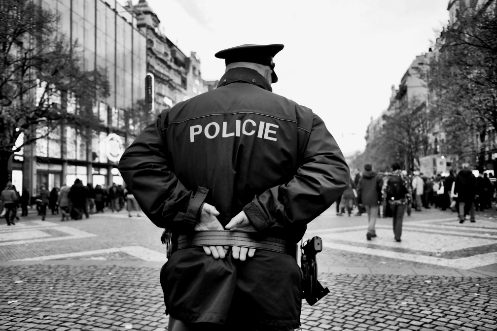 Volba generálního partnera CEWE – Policie, Konstantin Tilberg