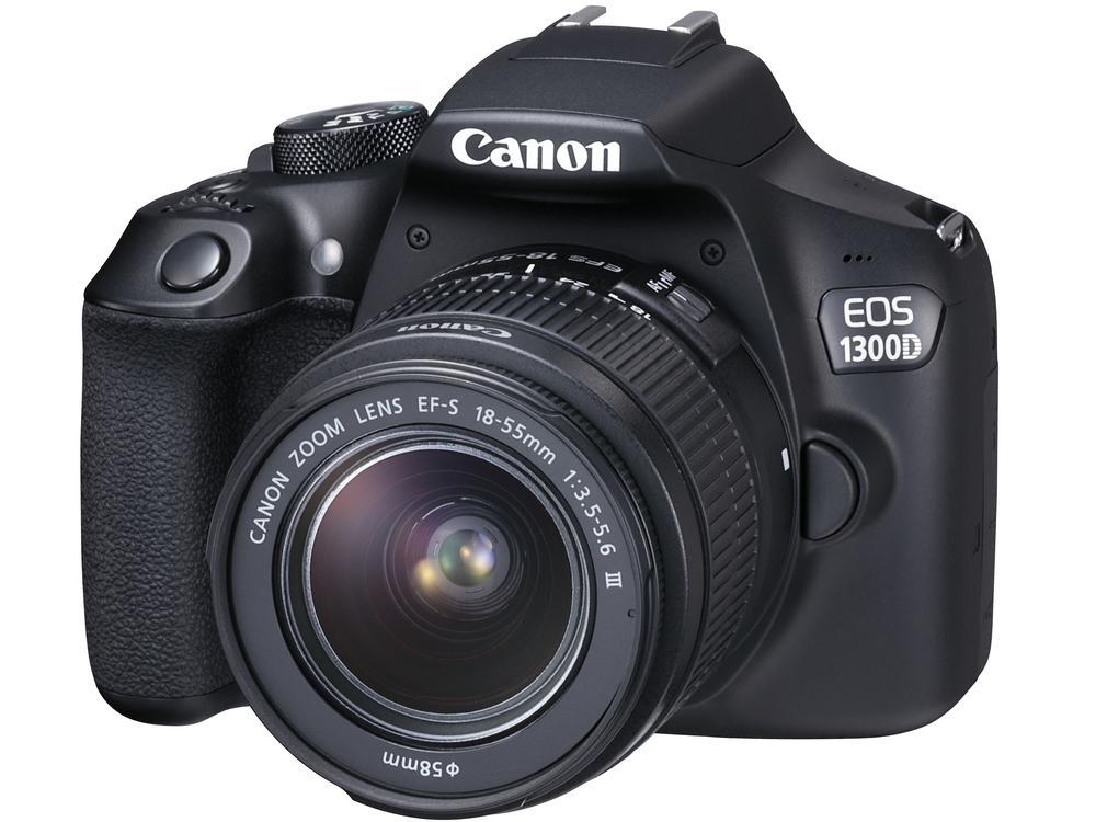 Nejlevnější zrcadlovka Canon EOS 1300D