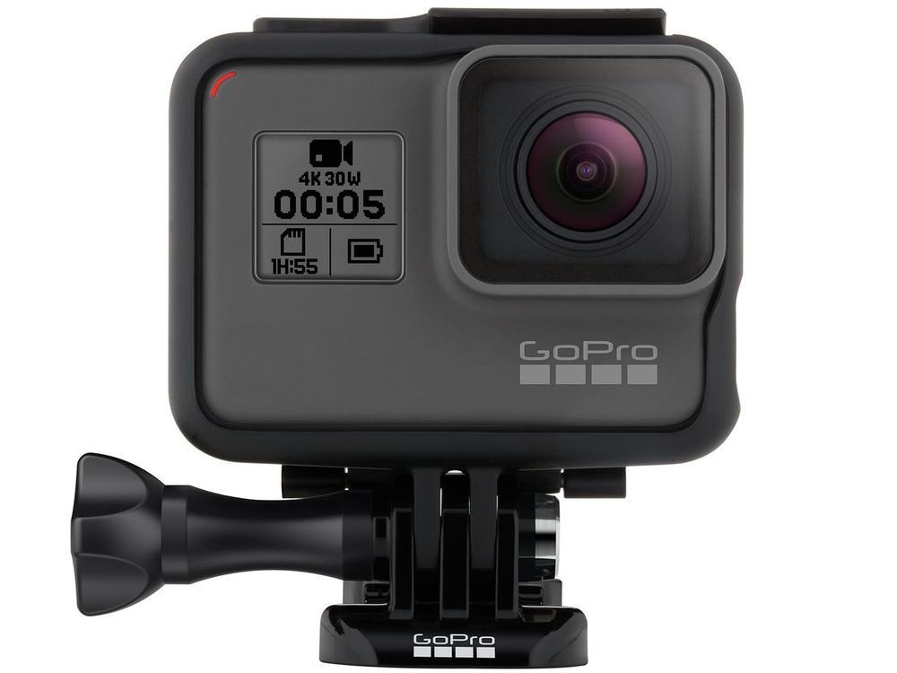 Akční kamera na dovolenou