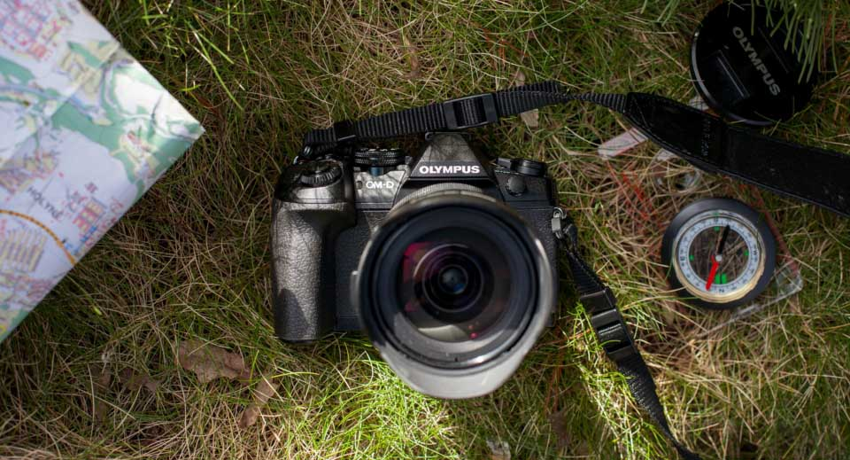 Olympus Tour a soutěž o fotoaparát