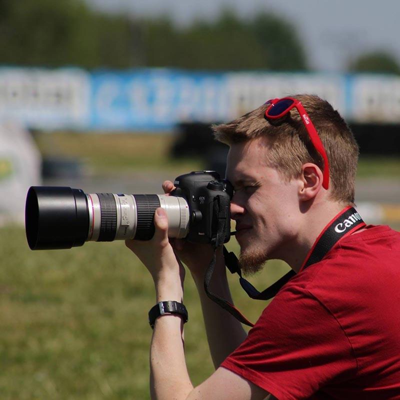 Honza Vondra fotograf