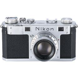 Historie Nikon