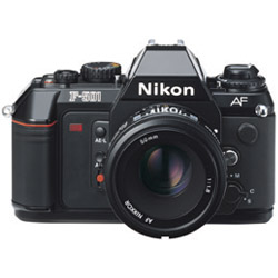 Nikon F-501 1986