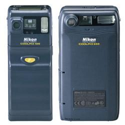 Nikon COOLPIX 100 a 300 1997