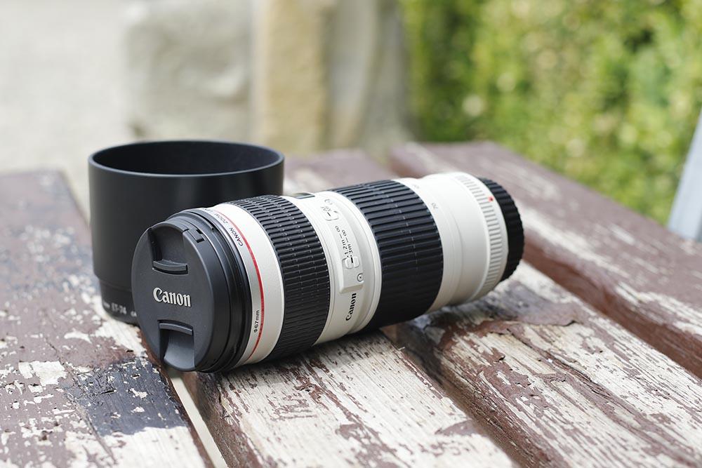 Canon EF 70-200mm f/4L USM recenze FOTOLAB