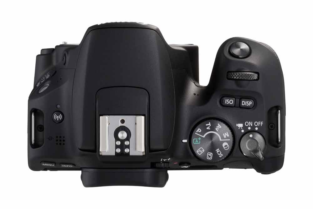 Canon EOS 200D grip