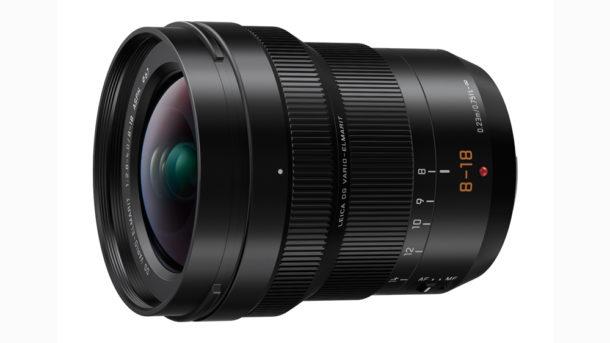 Novinka LEICA DG VARIO-ELMARIT 8-18mm f/2.8-4.0