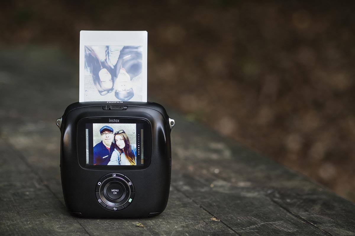 Fujifilm Instax SQUARE tisk fotky