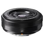 Fujifilm XF27mm 2,8 pencake objektiv recenze
