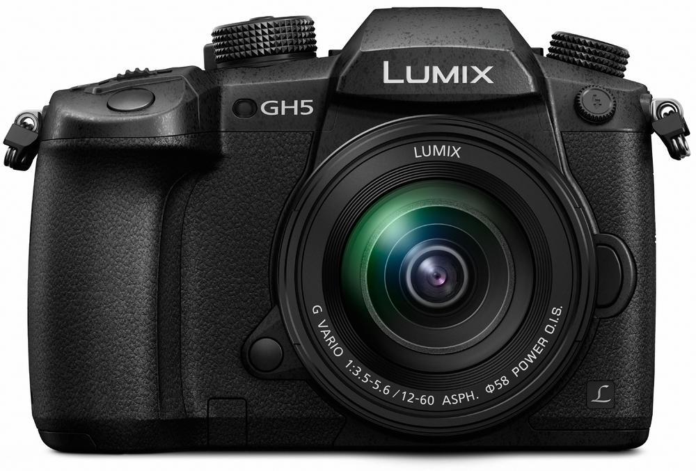 Panasonic LUMIX GH5 zapůjčení