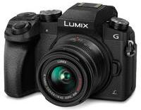 Panasonic LUMIX G7 levná zápůjčka