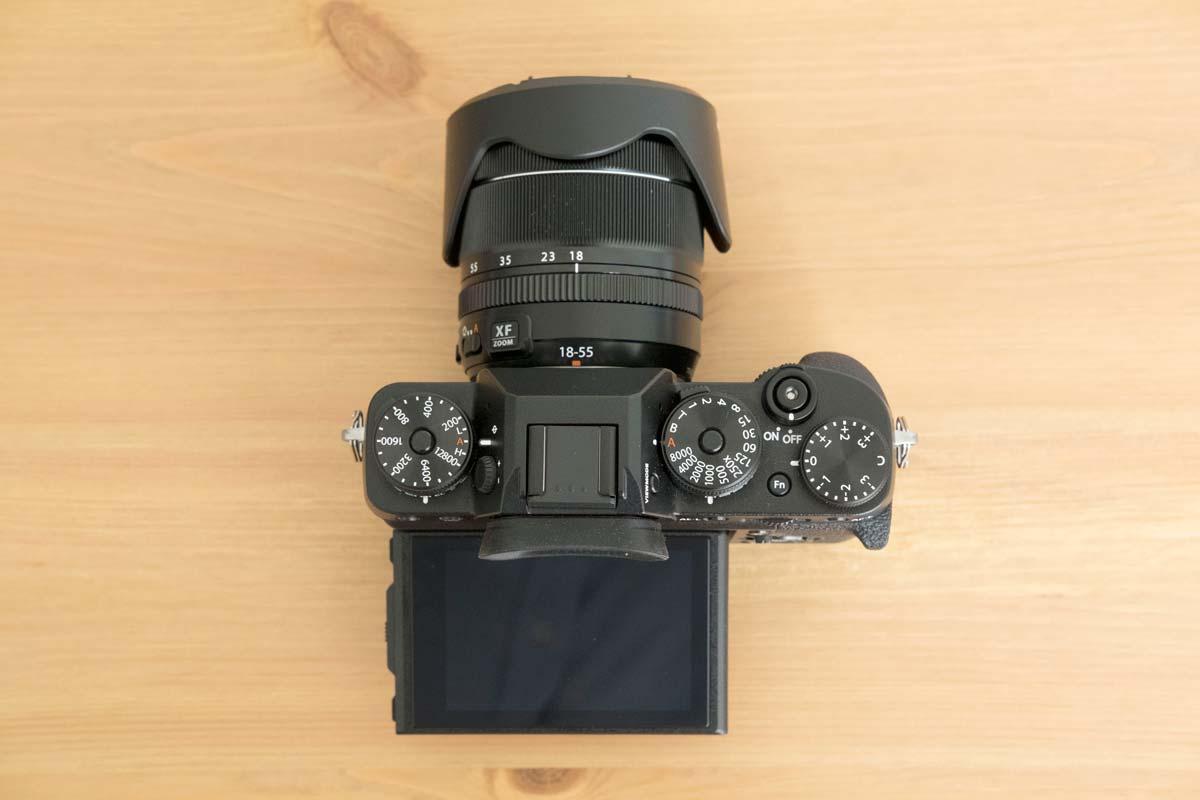 Fujifilm X-T2 osobní zkušenost